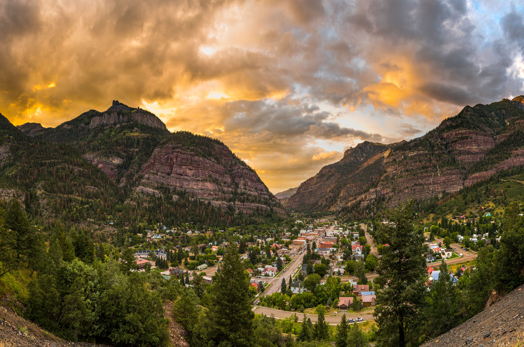 Ouray-Summer